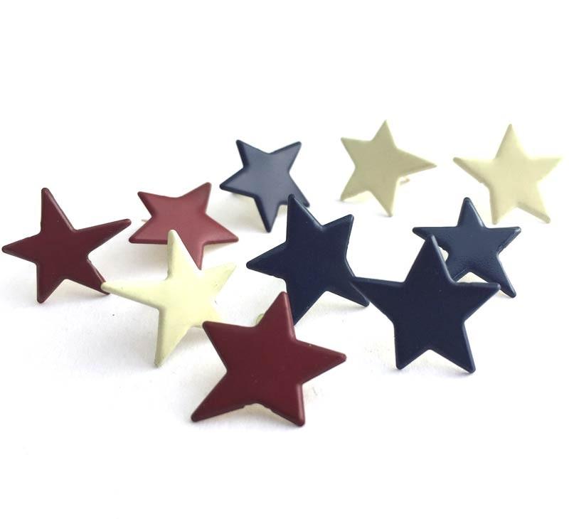 Primitive Star Brads