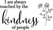 Kindness of People (C2068)