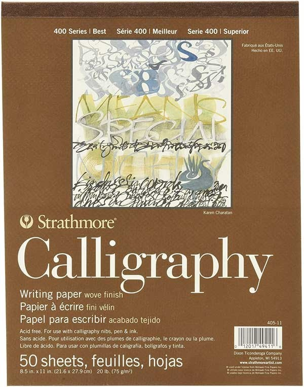 Strathmore Calligraphy Writing Paper