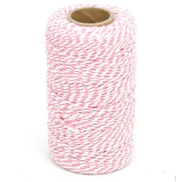 Pink Chunky Twine