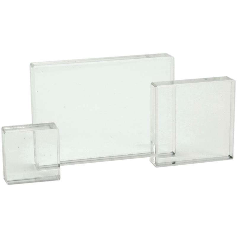 Acrylic Block Set