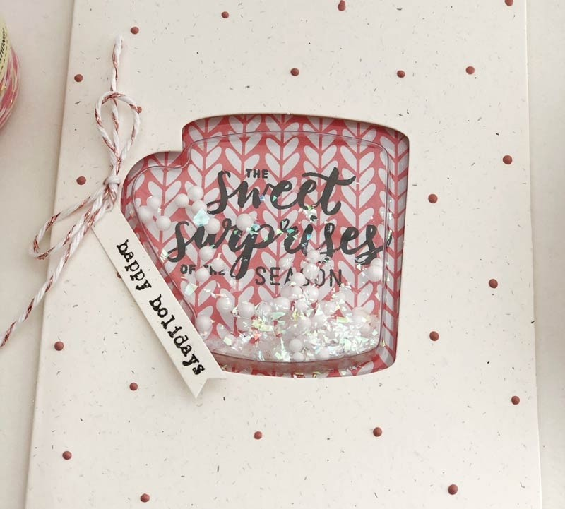 Cocoa Cup Notecards