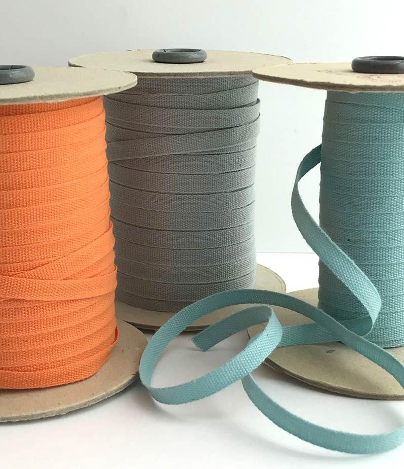 Cotton Ribbon from Italy