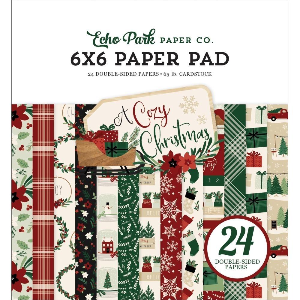 Echo Park A cozy Christmas Paper Pad