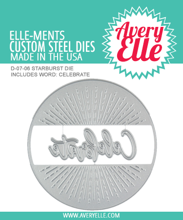 Avery Elle Starburst Elle-ments