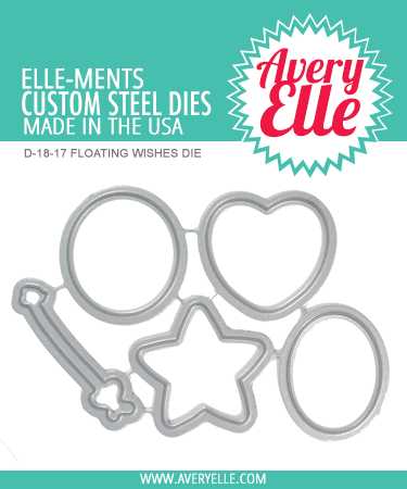 Avery Elle Floating Wishes Elle-ments
