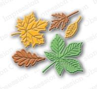 Sm. Leaf Set ioDIE095-D