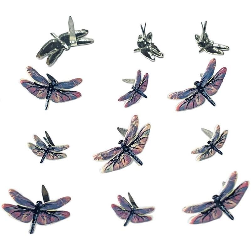 Dragonfly Brads