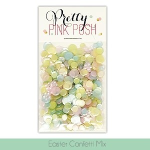 Easter Confetti Mix from Pretty Pink Posh