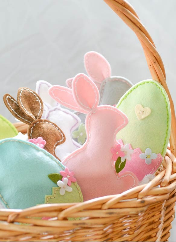 Easter plush