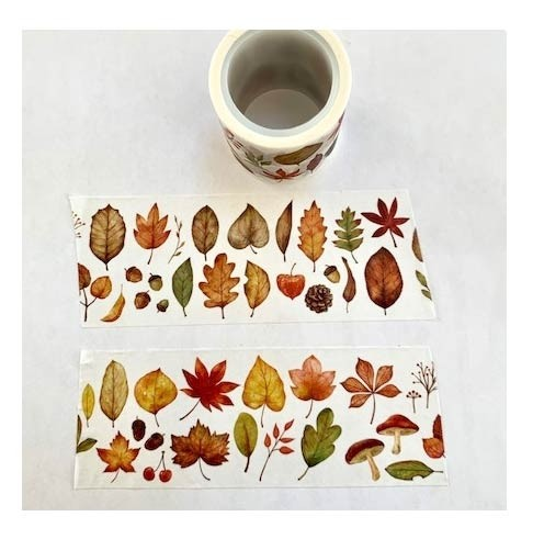 Fall Leaves Washi Tape