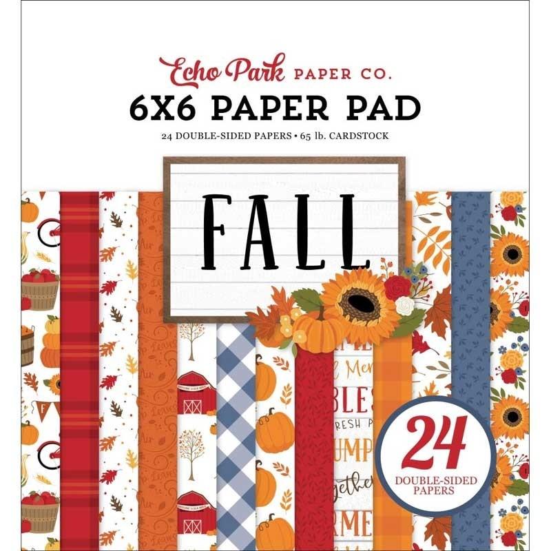Echo Park Fall 6x6