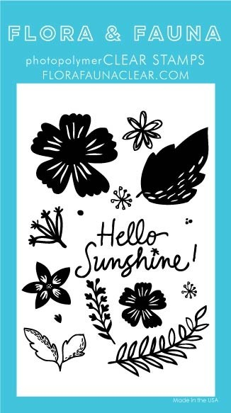 Flora and Fauna Hello Sunshine Set 20322