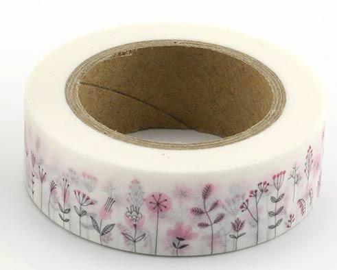 Floral Garden Washi Tape