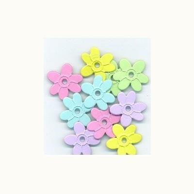 Flower Quicklet Eyelets-Pastels