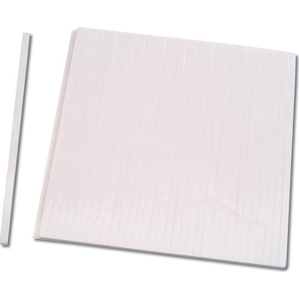 Double-Sided Foam Sticky Strips 33/Pkg