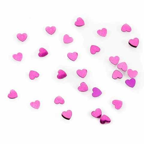 Mini Heart Sequins
