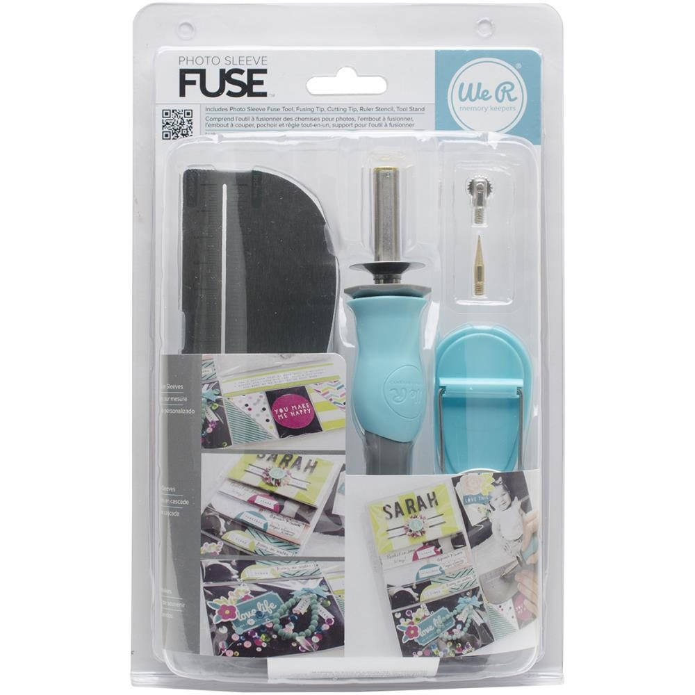We R Memory Keepers Photo Fuse Sleeve Tool
