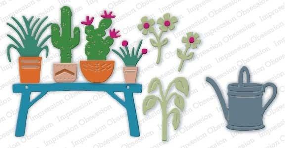 Garden Bench DIE8825v
