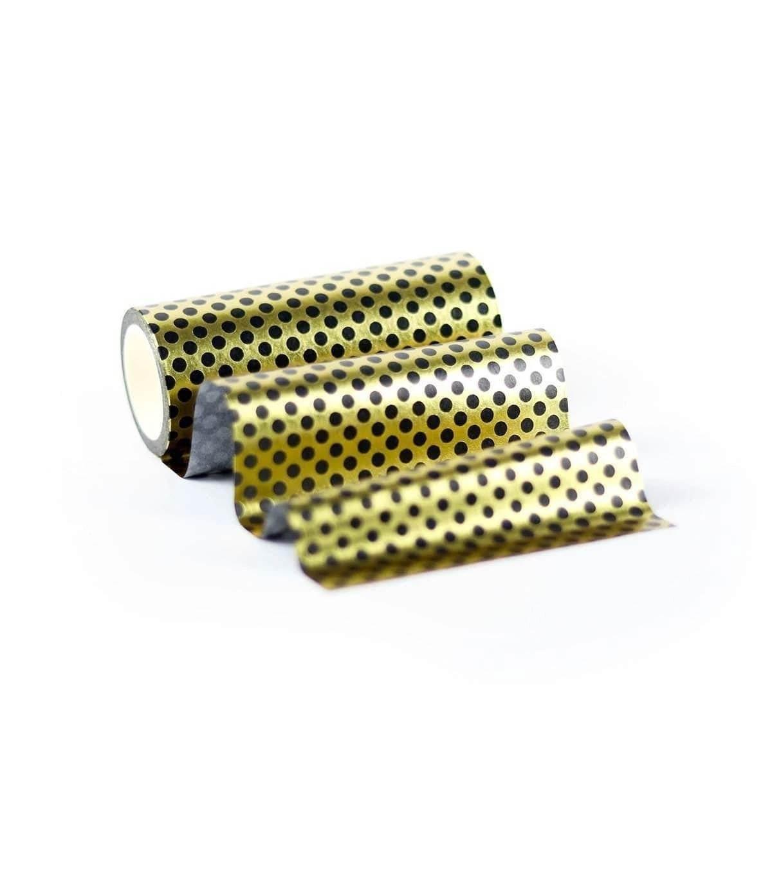 Golden Dots Washi Tape