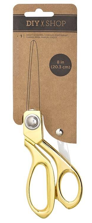 Gold Scissors