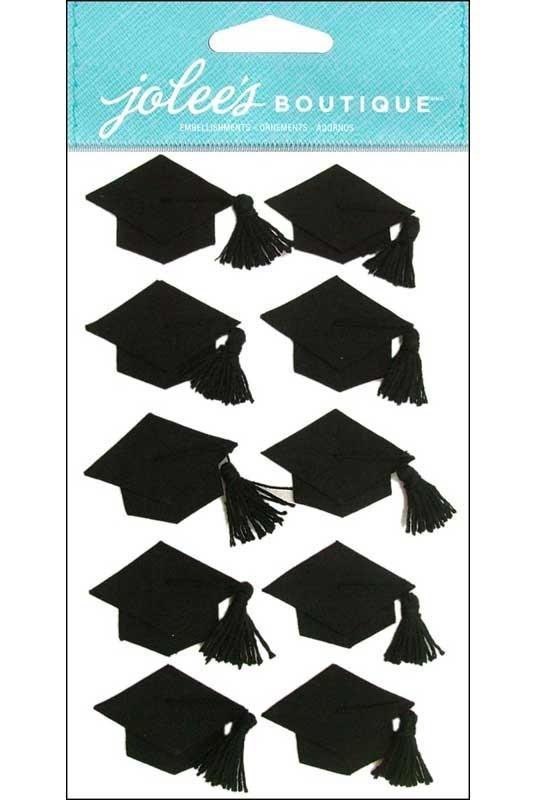 Graduation Cap Embellishments
