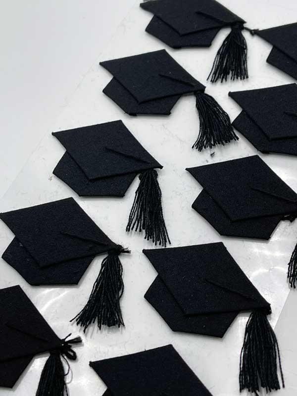 Grad Cap Embellishments
