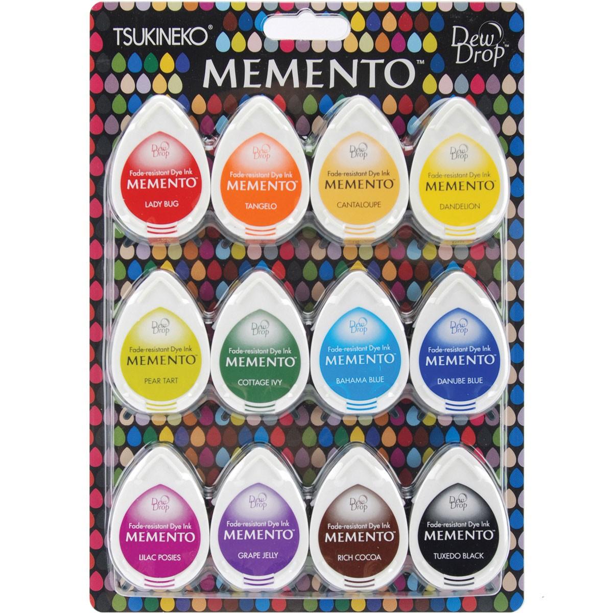 Memento Dew Drops - gumdrops