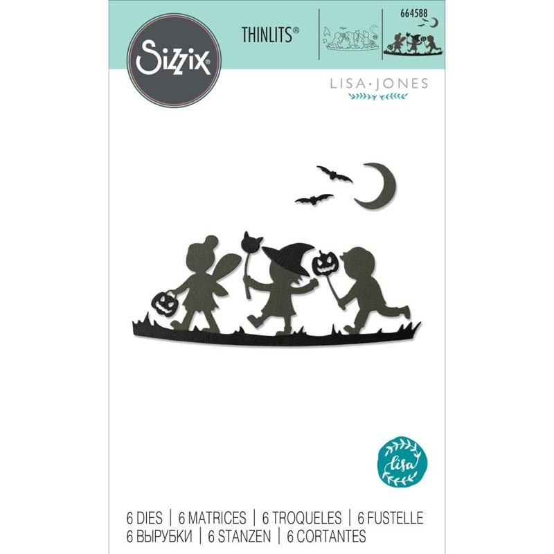 Sizzix Halloween Silhouettes
