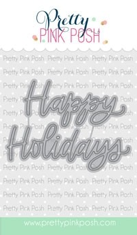 Pretty Pink Posh Happy Holidays Script