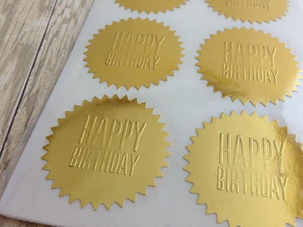 Happy Birthday Seals