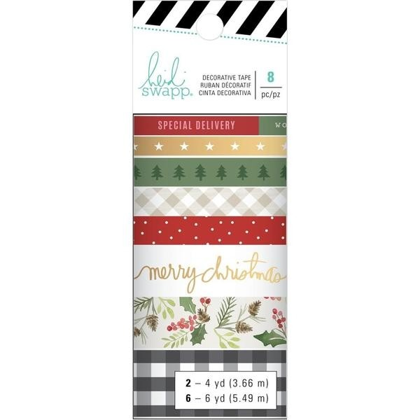Heidi Swapp - Winter Wonderland Washi Tape