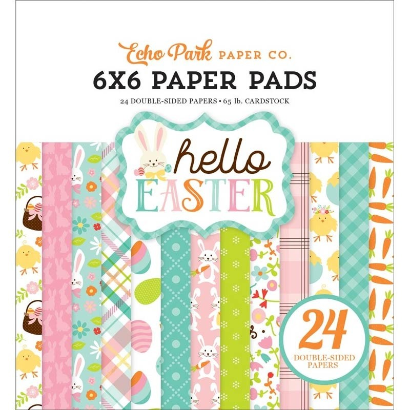 Hello Easter Paper Pack