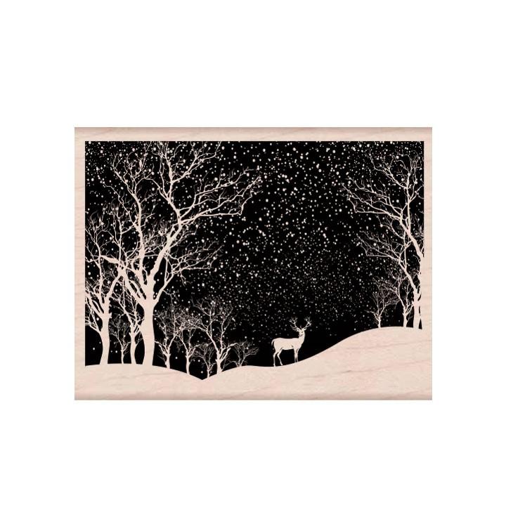 Hero Snowy Scene ( K6100)