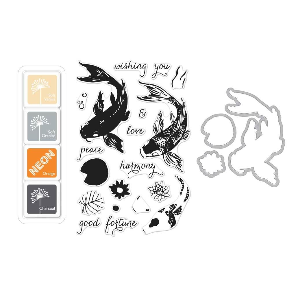 Hero Arts Color Layering Koi Bundle