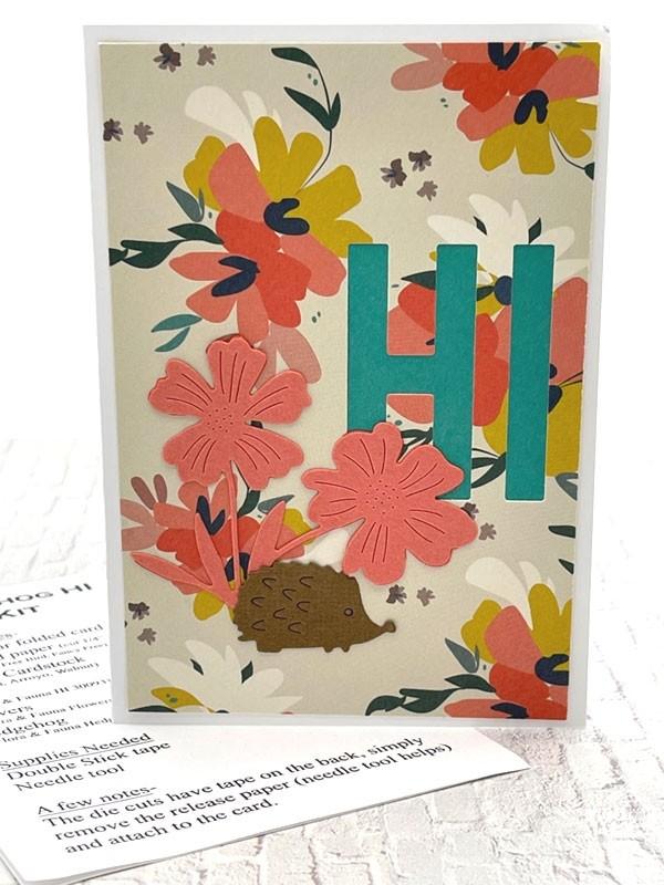 Single Card Kit - HI