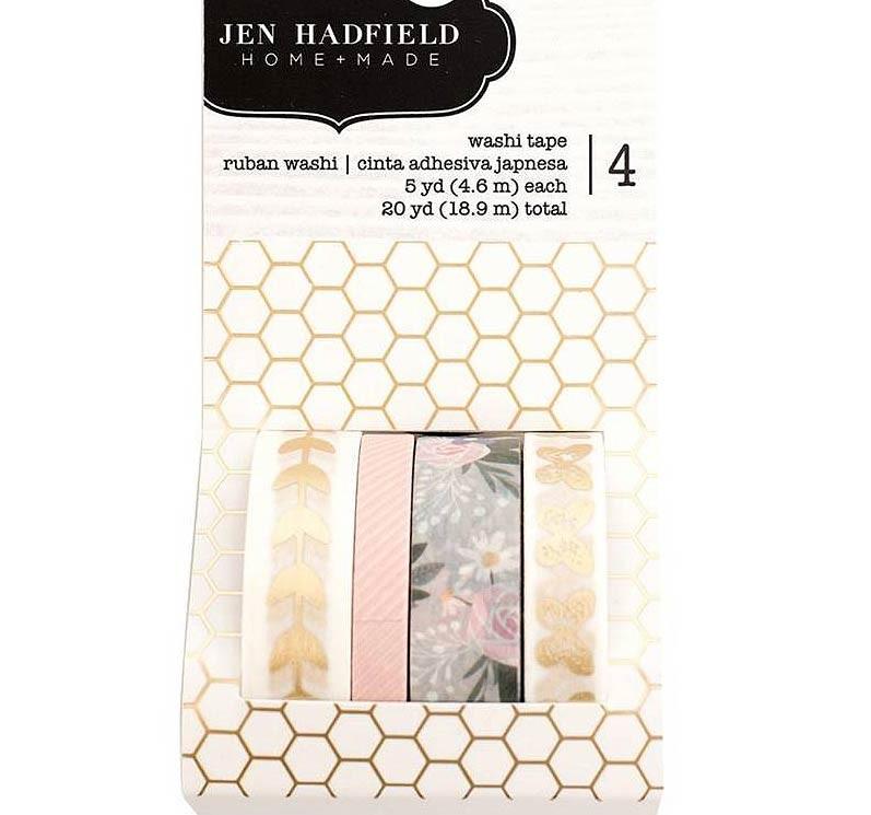 Jen Hadfield Home + Made washi tape