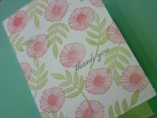 Ash Leaf Card
