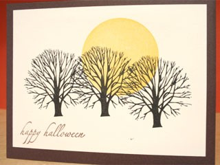 Full Moon Trees