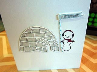 Igloo Card