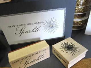 Sparkle Card