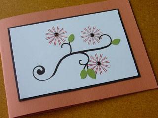 Vine Card