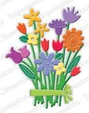 Bouquet Dies DIE400s