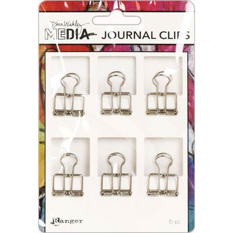 SALE - Dina Wakley Journal Clips