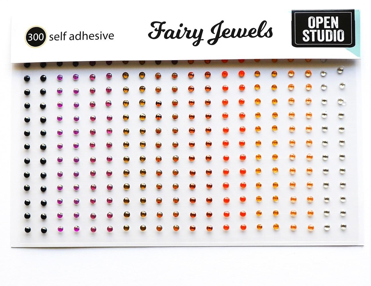 Memory Box Autumn Fairy Jewels JWL004