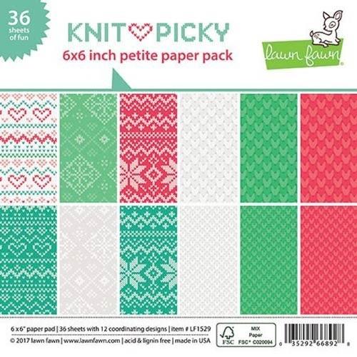 Knit Picky Paper Pad