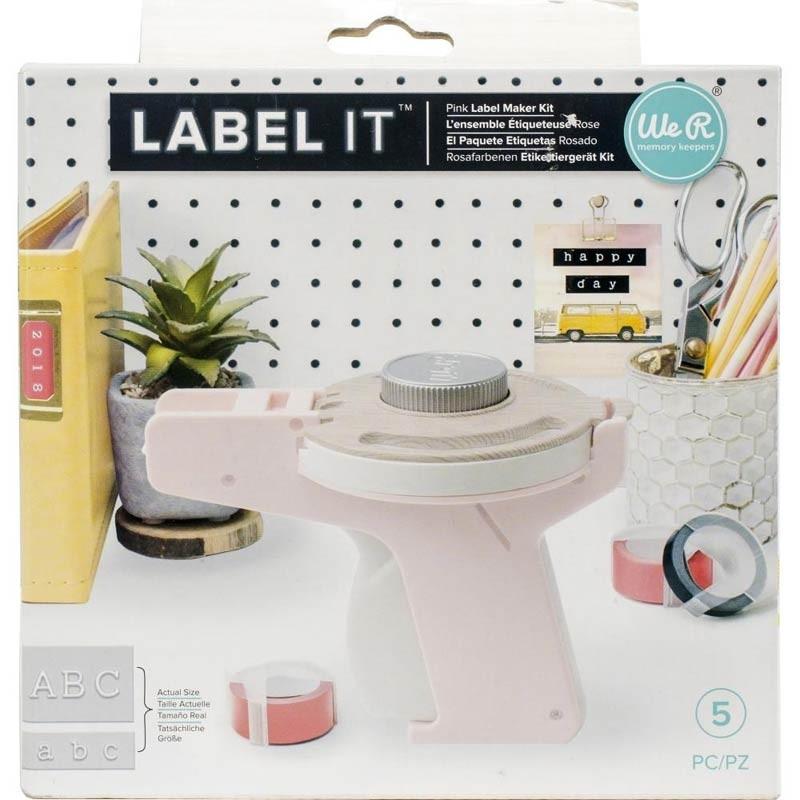 We R Memory Keepers LabelIT Label Maker
