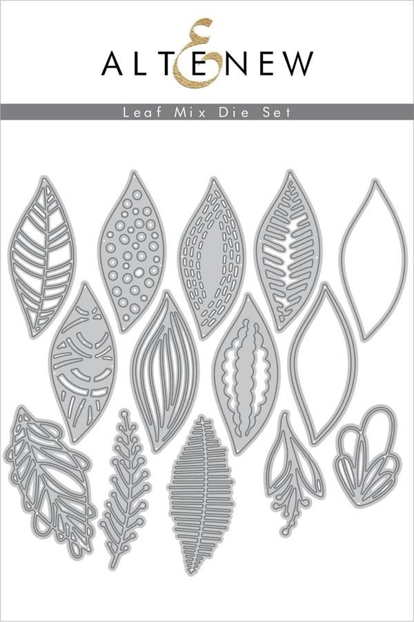 Altenew Leaf Mix Die Set