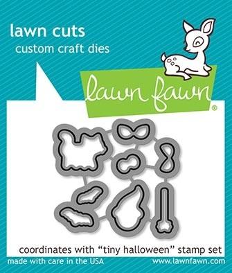 Lawn Fawn tiny halloween - lawn cuts lf2021