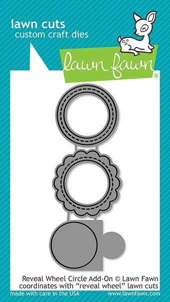 Lawn Fawn reveal wheel circle add-on 20 lf2050